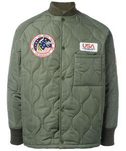 Joyrich | Patch Padded Jacket Medium Polyester