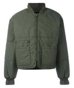 YEEZY | Puffer Bomber Jacket Large Polyamide/Polyester/Nylon