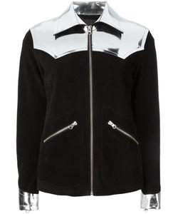MM6 by Maison Margiela   Mm6 Maison Margiela Stylised Metal Trim Jacket 40