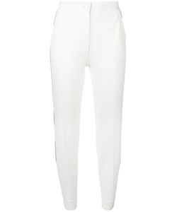 Dolce & Gabbana | Piped Cropped Trousers 46 Virgin