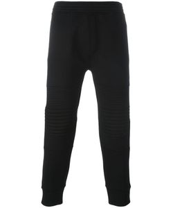 Neil Barrett | Ribbed Sweatpants Mens Size Large Cotton/Lyocell/Viscose/Polyurethane