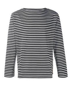 Sophnet. | Striped Sweatshirt Large Cotton