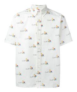 Joyrich | Bart Printed Shirt Xl Cotton