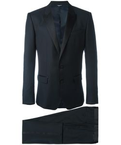 Dolce & Gabbana | Formal Suit 48 Virgin Wool/Polyester/Silk/Acetate