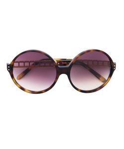 Linda Farrow | Oversized Sunglasses Acetate