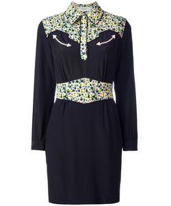 COACH | Print Detailing Dress 2 Silk/Cupro/Polyester