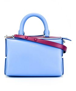 Emilio Pucci | Two-Tone Tote Calf Leather/Polyester/Polyurethane