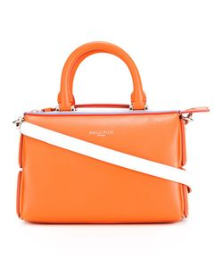 Emilio Pucci | Contrasting Detail Tote Leather