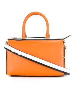 Emilio Pucci | Contrasting Detail Tote Leather/Polyester/Polyurethane