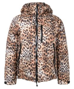 DRESS CAMP | Dresscamp Animal Print Padded Jacket Adult Unisex Small Polyester