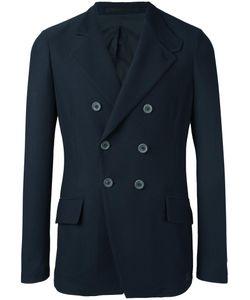 Giorgio Armani | Double Breasted Jacket 54 Polyamide/Spandex/Elastane