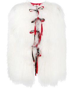 Sandy Liang | Lambaux Coat 40 Lamb Fur/Polyester