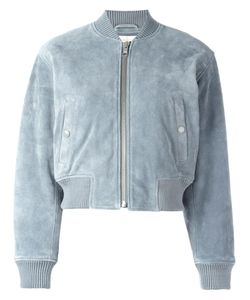 See By Chloe | See By Chloé Cropped Bomber Jacket 38 Calf