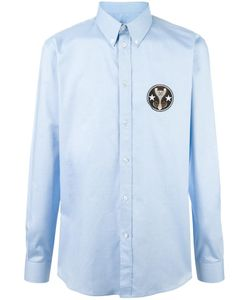 Givenchy | Snake And Star Shirt 39 Cotton/Polyester