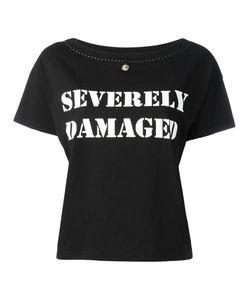 Versus | Logo Print T-Shirt Xs Cotton/Polyester