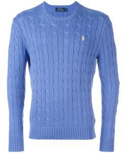 Polo Ralph Lauren | Cable Knit Sweater Xl Cotton