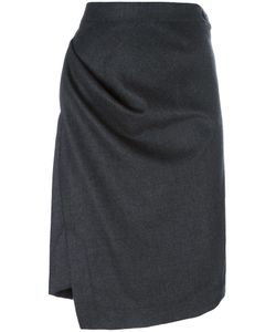Vivienne Westwood Anglomania | Asymmetric Straight Skirt 38 Virgin