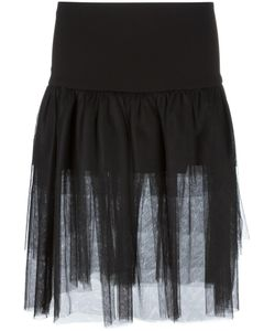 OSMAN | Violet Skirt 8 Polyester/Polyamide/Viscose