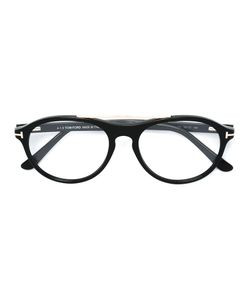 Tom Ford Eyewear | Round Frame Glasses Metal Other/Acetate