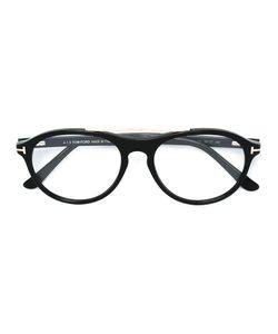 Tom Ford Eyewear | Round Frame Glasses Metal Other/Acetate