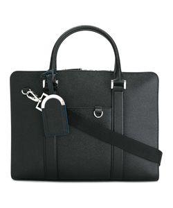 Bulgari | Double Strap Briefcase Calf Leather