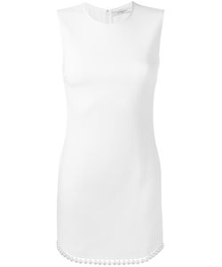 Givenchy | Pearl Trim Shift Dress 38 Viscose/Spandex/Elastane/Acetate/Acrylic