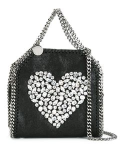 Stella Mccartney | Mini Falabella Heart Tote Polyester