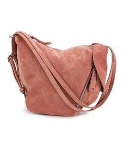 Manu Atelier | Fernweh Shoulder Bag Suede/Cotton