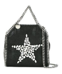 Stella Mccartney | Mini Falabella Star Tote Polyester