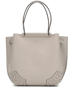 Tod'S | Logo Embossed Tote Leather