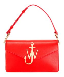 J.W. Anderson | J.W.Anderson Logo Plaque Tote Bag Calf Leather