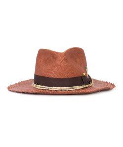 NICK FOUQUET | Tobacco Thief Hat 56 Straw