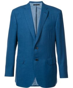 Brioni | Flap Pocket Blazer 50 Wool