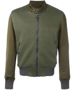 Lanvin | Zip Up Jacket 46 Cotton/Polyamide/Viscose/Polyester