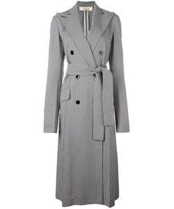 Nina Ricci | Long Double Breasted Robe Coat 36