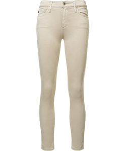 AG JEANS | Farrah Skinny Trousers 25 Cotton/Modal/Polyester/Polyurethane