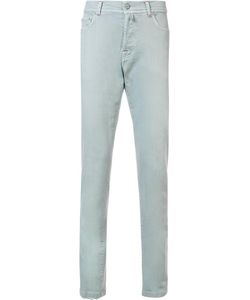 Kiton | Straight-Legged Jeans 33 Cotton/Spandex/Elastane