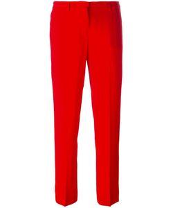 Ermanno Scervino | Classic Trousers 42 Acetate/Viscose
