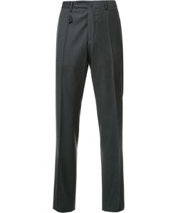 Incotex | Straight-Leg Trousers 34 Wool