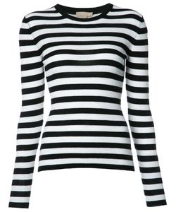Michael Kors   Striped Jumper Small Cashmere