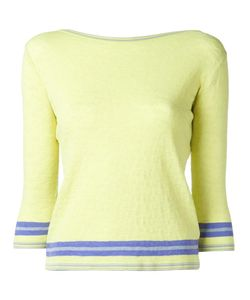 Ermanno Scervino | Three-Quarter-Sleeve Sweater 48 Polyester/Viscose