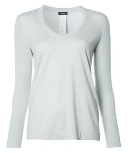 Akris | V-Neck Jumper 10 Cashmere
