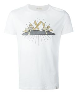 Marc Jacobs | Palm Tree Print T-Shirt Large Cotton