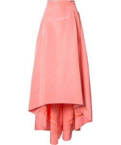 Carolina Herrera | Asymmetric Full Skirt 2 Silk