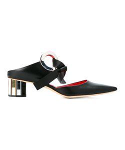 Proenza Schouler | Grommet Block Heel Mule