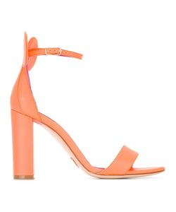 Oscar Tiye | Minnie Block Heel Sandals 38 Nappa