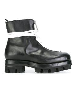 Alyx | Lace Trim Zip Up Boots Adult Unisex 41