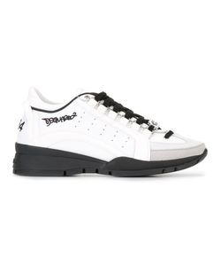 Dsquared2 | 551 Sneakers 36 Calf Leather/Leather/Rubber