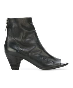 Marsell | Marsèll Open Toe Boots 36 Horse Leather/Leather