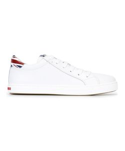 Dsquared2 | Tennis Club Sneakers 36.5 Calf Leather/Leather/Rubber